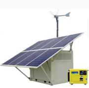 Солнечная И Ветровая Энергия