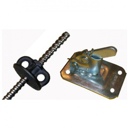 Holder For Concrete Formwork